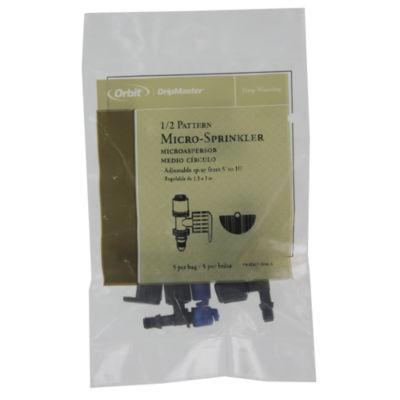Orbit 67117 Drip Watering System 1/2 Pattern MicroSprayer Sprinkler