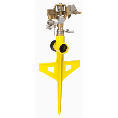 Dramm 10-15063 Yellow ColorStormª Stake Impulse Sprinkler