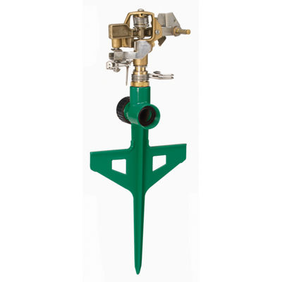 Dramm 10-15064 Green ColorStormª Stake Impulse Sprinkler