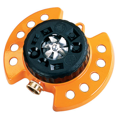 Dramm 10-15022 Orange ColorStormª Turret Sprinkler