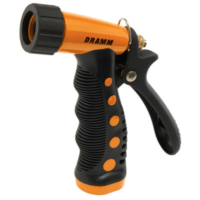 Dramm 60-12722 Orange Premium Pistol Spray Gun With Insulated Grip