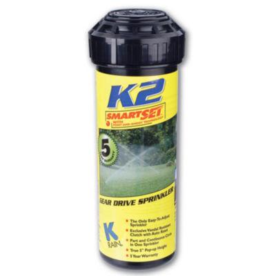 "K Rain 91031 K2 5"" Pop-Up Gear Drive"""
