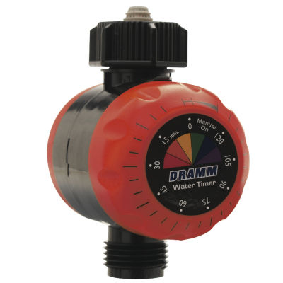 Dramm 10-15041 Red Premium Water Timer