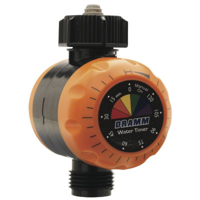 Dramm 10-15042 Orange Premium Water Timer