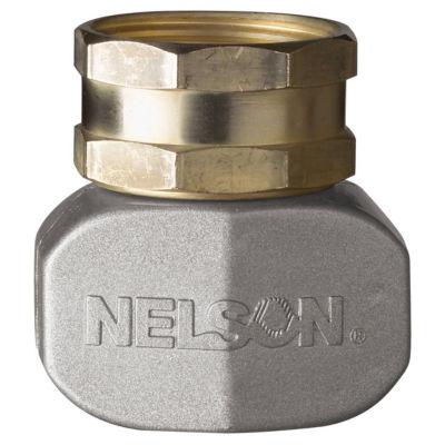 """Nelson 50521 5/8"""" & 3/4"""" Brass & Metal Female HoseRepair"""""""