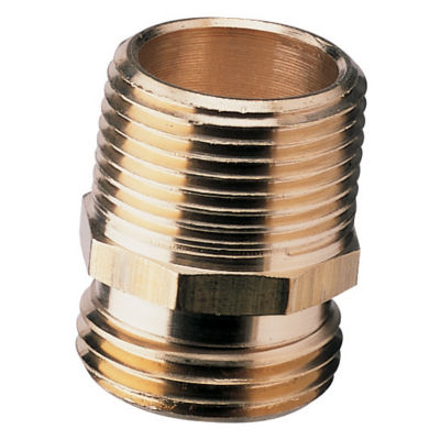 Nelson 50571 Brass Pipe & Hose Fitting