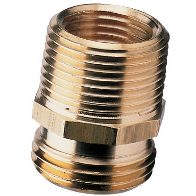 Nelson 50572 Brass Pipe & Hose Fitting