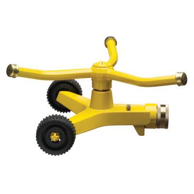 Nelson 50231 Square Pattern 3 Arm Wheel Base Whirling Sprinkler