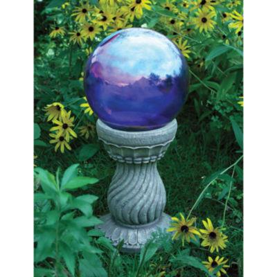 Echo Valley 9178 Serpentine Globe Pedestal