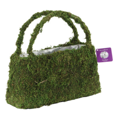 Super Moss Large Beaumont Deco Purse