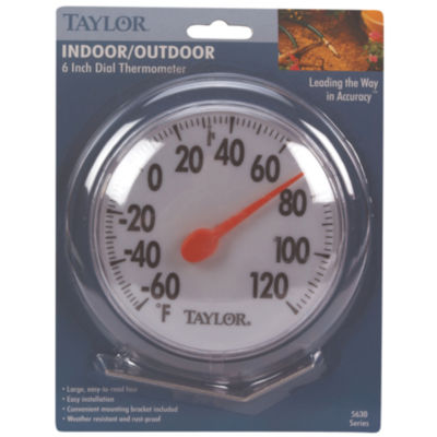 Taylor 5630 Big Read Thermometer