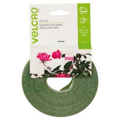 """Velcro 91384 1/2"""" X 45' Green Plant Ties"""