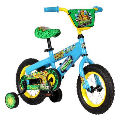 "Nickelodeon Teenage Mutant Ninja Turtles 12"" Boys Bike"
