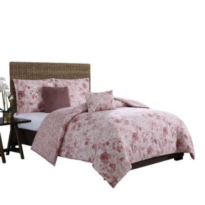 Boho Living Moonlight 5-Piece Reversible Comforter Set