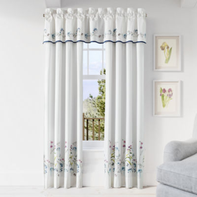 Queen Street Brenda Rod-Pocket Curtain Panel
