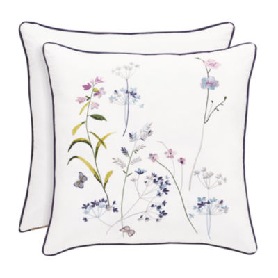 Queen Street Brenda 20x20 Square Throw Pillow