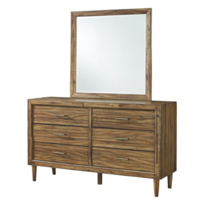 Signature Design by Ashley® Parker Dresser and Mirror