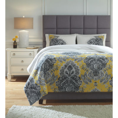 Signature Design by Ashley® Maryland 3-Piece Comforter Set