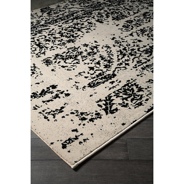 Signature Design by Ashley® Jag Black and White Rug