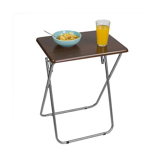 Home Basics TV Folding Table