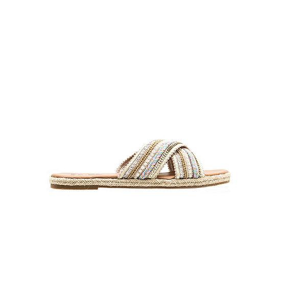 GC Shoes Womens Missie Slide Sandals