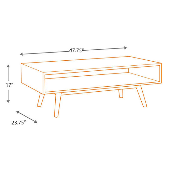 Signature Design by Ashley® Kisper Coffee Table