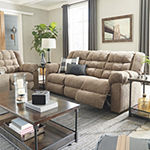 Signature Design by Ashley® Workhorse Reclining Sofa