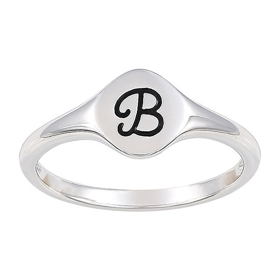 Womens Signet Ring