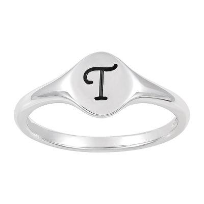 Womens Signet Ring