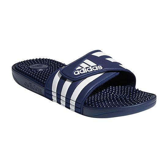 18025b17084e adidas Mens Adissage Slide Sandals JCPenney