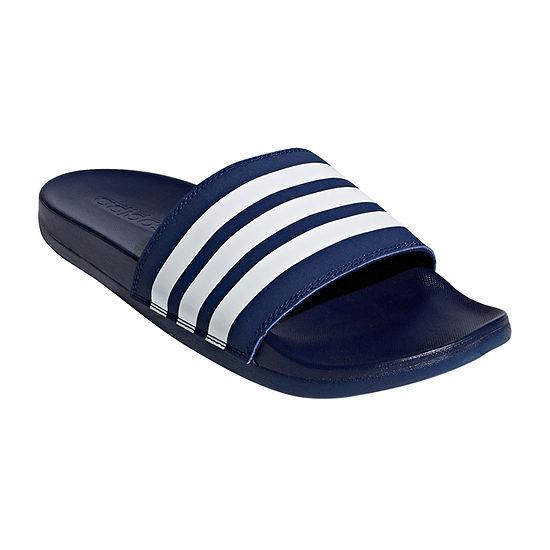 adidas Mens Adilette Comfort Slide Sandals