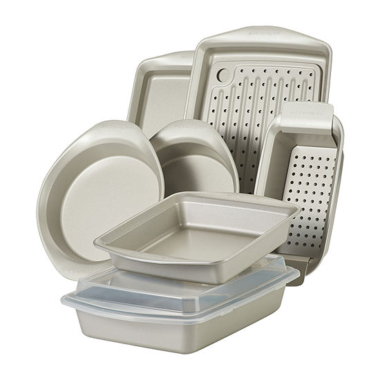 Rachael Ray 10-Pc. Non-Stick Bakeware Set