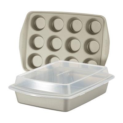 Rachael Ray 3-pc. Non-Stick Bakeware Set