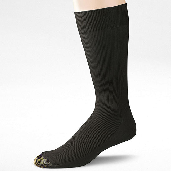 Gold Toe® 3-pk. Dress Metropolitan Crew Socks