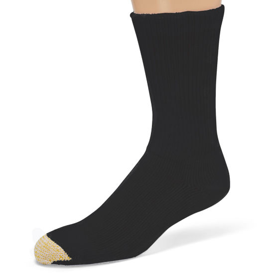 Gold Toe® 3-pk. Athletic CushionTec® Crew Socks