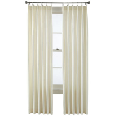 Studio™ Finley Metal Tab Curtain Panel
