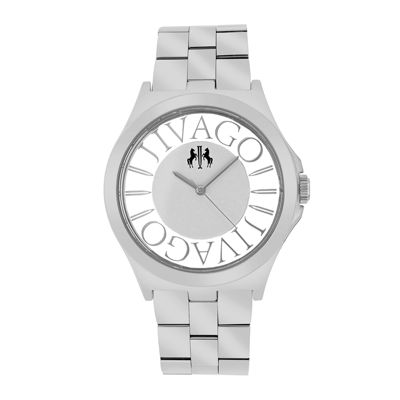Jivago Fun Womens Stainless Steel Bracelet Watch
