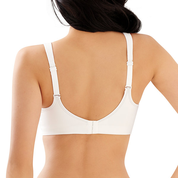 Bali® Active Extra Coverage Foam Wirefree Bra - 6569