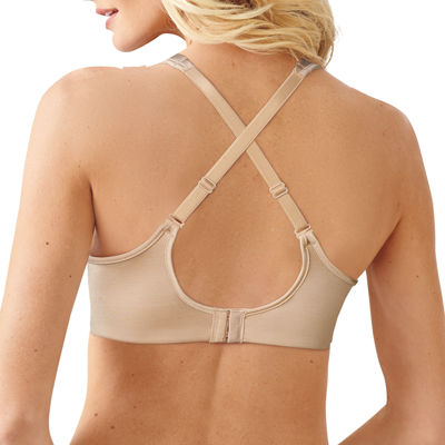 Bali® One Smooth U Lace Wire-Free Bra 6546