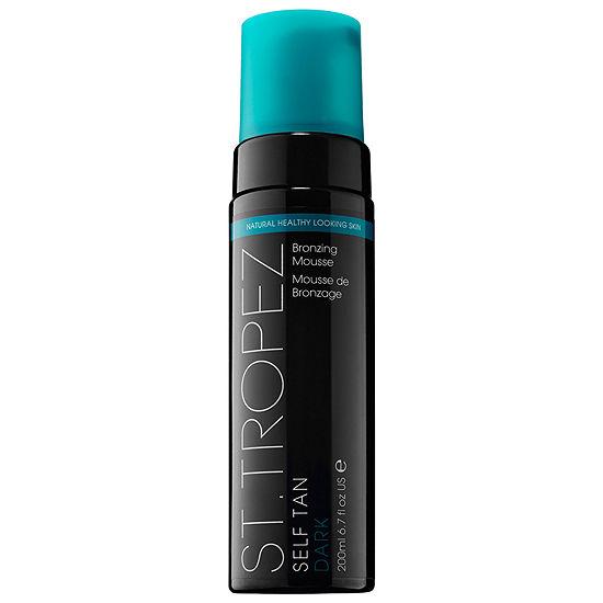 St Tropez Tanning Essentials Self Tan Dark Bronzing Mousse