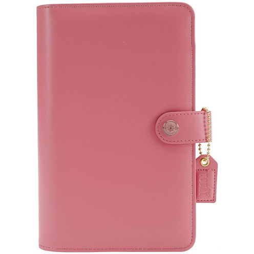 Webster's Pages Personal Planner Binder - Light Pink