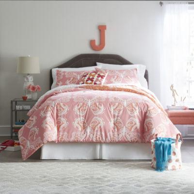 INK+IVY Julia Comforter Set