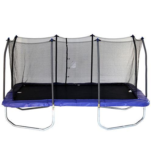 Skywalker Trampolines 15' Rectangle Trampoline with Enclosure Net