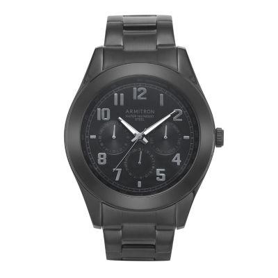 Armitron Mens Black Bracelet Watch-20/5236bkti