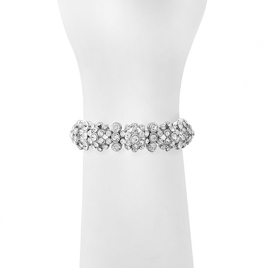 Monet Jewelry The Bridal Collection Stretch Bracelet