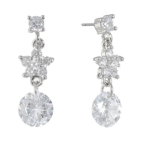 Monet Jewelry The Bridal Collection Drop Earrings