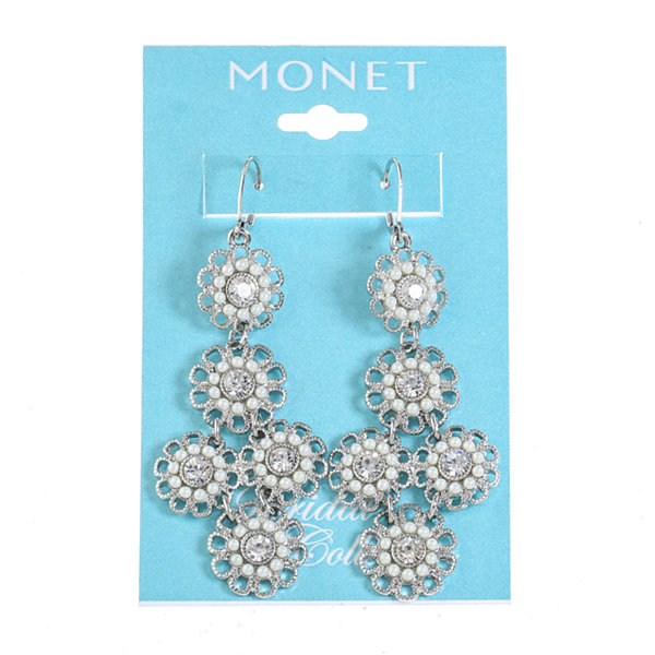 Monet Bridal Couture The Collection Chandelier Earrings