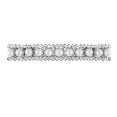 Monet Jewelry The Bridal Collection Barrette
