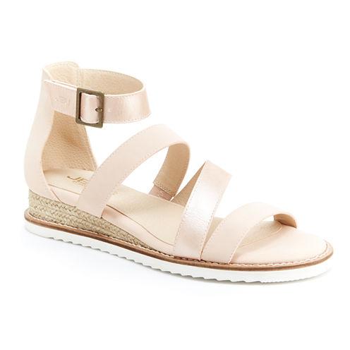 J Sport By Jambu Riviera Womens Wedge Sandals