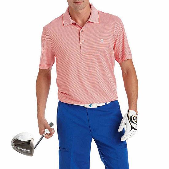 IZOD® Short-Sleeve Golf Polo - Big & Tall